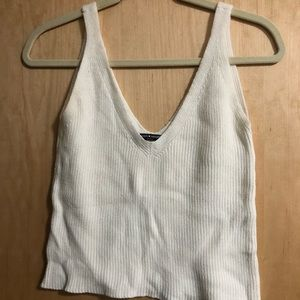 Brandy Melville sweater tank